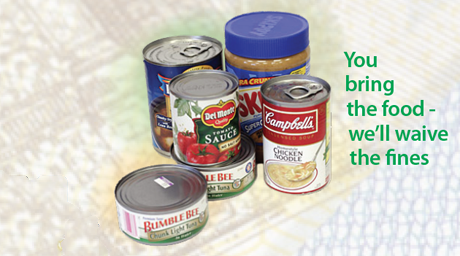 Image of canned goods