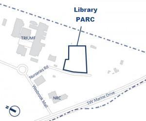 PARC Location image