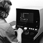 Library computer, 1973