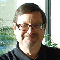 Librarian Rudi Traichel