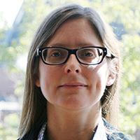 UBC Okanagan librarian Lori Walter