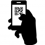 qr code with phone