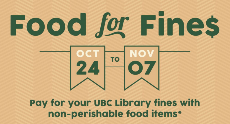 Food for Fines 2016